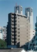 グランド・ガーラ西新宿WESTの外観