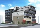 【新築】ガーラ・ステーション横浜大口の外観