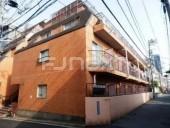 ライオンズマンション西新宿第5の外観