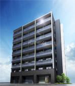 【新築】ガーラ・アヴェニュー川崎の外観