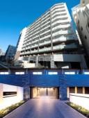 ガーラ・ステーション横濱関内の外観