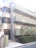 ガーラ渋谷常磐松の外観