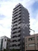 クレアシオン市ヶ谷西(東新宿)の外観